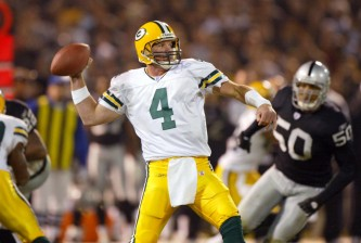 Packers v Raiders